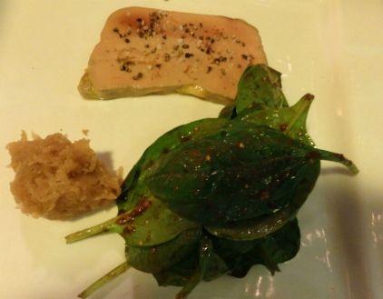 bistro poulbot_paris_foie gras