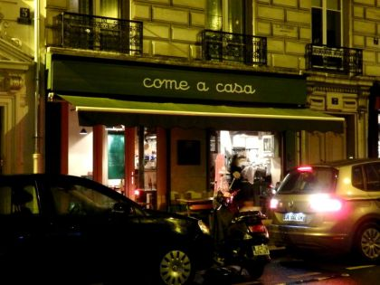 come a casa_paris_exterior