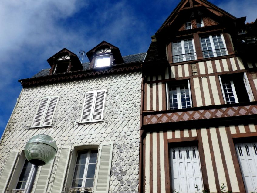 Trouville_houses