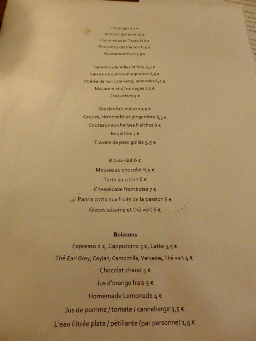 puce_food menu_paris