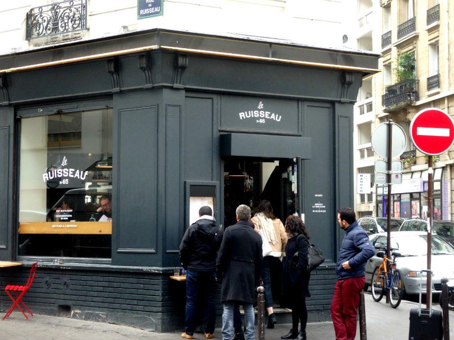 Rue Du Ruisseau Restaurant