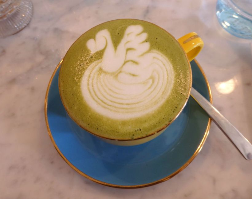 hardware society_paris_matcha latte