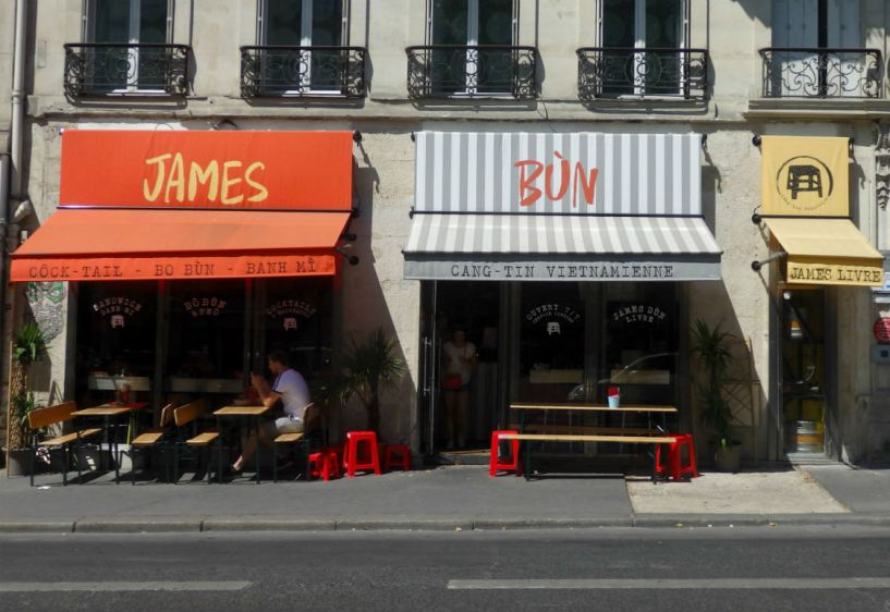 James bun_paris_exterior