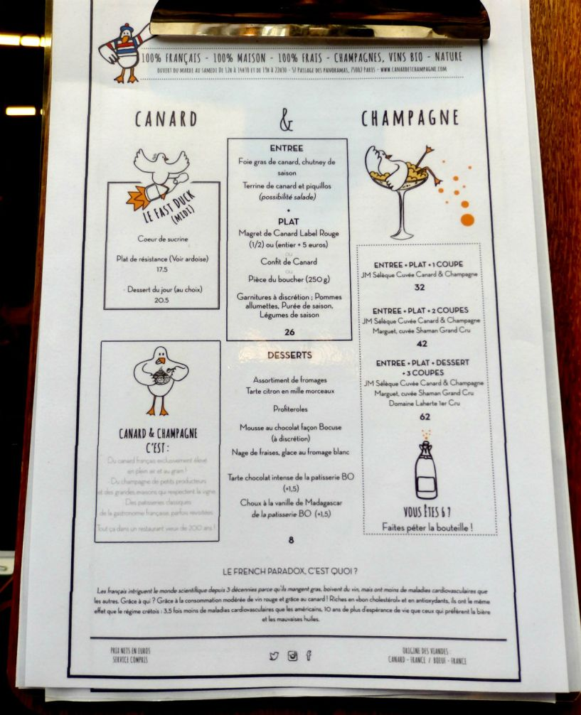 canardchampagne_paris_menu