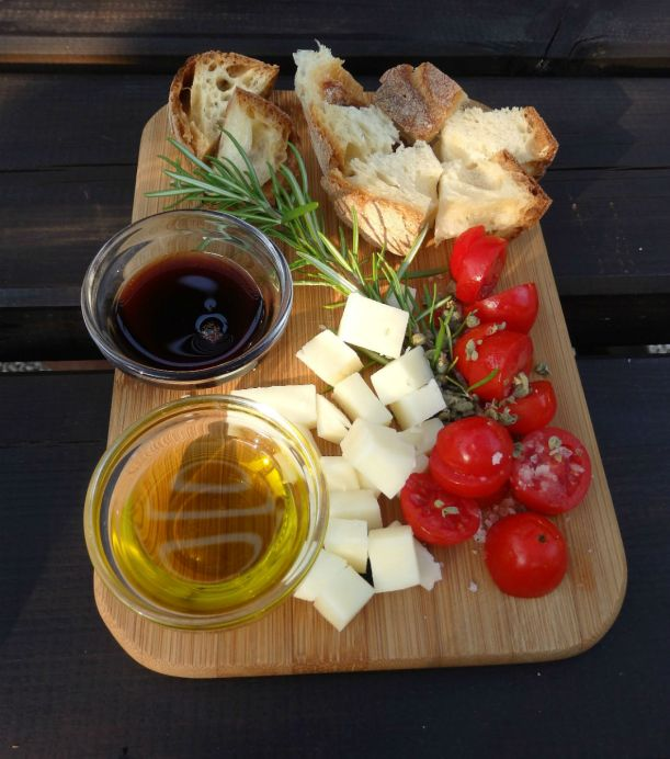 kefalonia wine and cheese