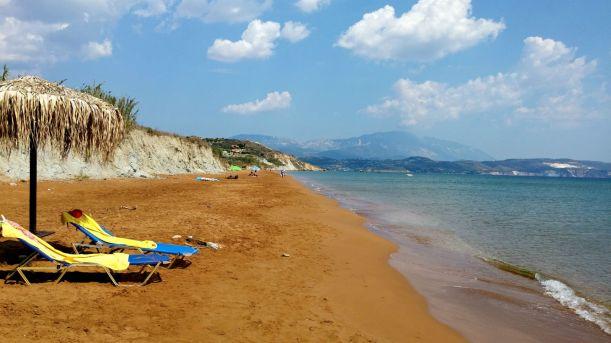 megas lakkos beach_Kefalonia_Beach